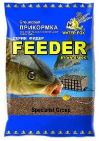 Прикормка / Water fox / FEEDER / Амур / 750г